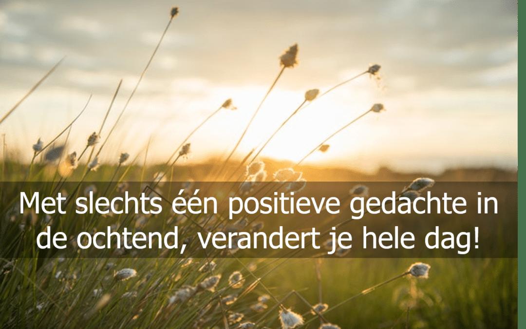 Wat positiviteit voor je gezondheid kan betekenen